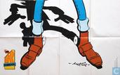 Comic Books - Lucky Luke - Lucky Luke Reuze-poster (deel 3)