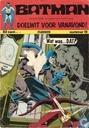Strips - Batman - Doelwit voor vanavond!