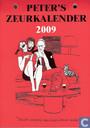 Strips - Peter's zeurkalender - Peter's zeurkalender 2009