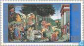 Postzegels - Vaticaanstad - Sixtijnse Kapel
