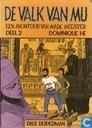 Comic Books - Marc Meester - De valk van Mu 2