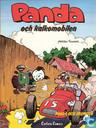 Strips - Panda - Panda och kalkomobilen + Panda och eremieten