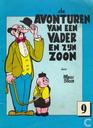 Bandes dessinées - Miche et Celestin Radis - De avonturen van een vader en zijn zoon 9
