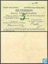 Netherlands 5 guilder 1914