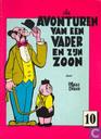Strips - Piet Fluwijn en Bolleke - De avonturen van een vader en zijn zoon 10