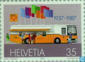 Auto Post Office 50 années