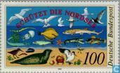 Postage Stamps - Germany, Federal Republic [DEU] - International North Sea Conference in The Hague