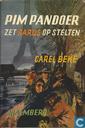 Books - Pim Pandoer - Pim Pandoer zet Parijs op stelten