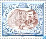 Postage Stamps - San Marino - Stamp Anniversary