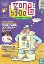 Strips - Zone 5300 (tijdschrift) - 1996 nummer 8
