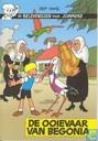 Comic Books - Jeremy and Frankie - De ooievaar van Begonia