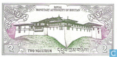 Billets de banque - Bhoutan - 1985-1992 ND Issue - Bhoutan 2 Ngultrum ND (1986)