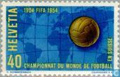 Briefmarken - Schweiz [CHE] - World Cup Soccer