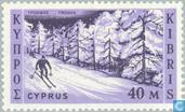 Timbres-poste - Chypre [CYP] - Tourisme