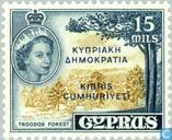 Postage Stamps - Cyprus [CYP] - Imprint independent republic