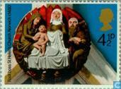 Postage Stamps - Great Britain [GBR] - Christmas