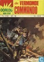 Strips - Oorlog - De vermomde commando