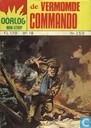 Comic Books - Oorlog - De vermomde commando