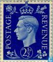 Postage Stamps - Great Britain [GBR] - King George VI