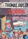 Strips - Thomas Pips - Zoppa de kikvorspiraat