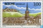 Postage Stamps - France [FRA] - Bitche