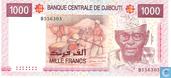 Djibouti 1000 Francs