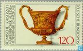 Postzegels - Duitsland, Bondsrepubliek [DEU] - Archeologisch patrimonium