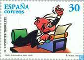 Briefmarken - Spanien [ESP] - Comic-Figuren