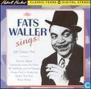 Schallplatten und CD's - Waller, Fats - Fats Waller sings 24 classic hits