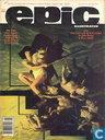 Strips - Epic Illustrated (tijdschrift) (Engels) - Nummer 31