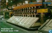 Aluminium Delfzijl, Retrofit oven 1102