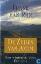 Boeken - Rijn, Frank van - De zuilen van Axum