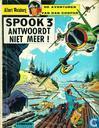 Comics - Dan Cooper - Spook 3 antwoordt niet meer!