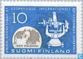 Postage Stamps - Finland - Geodesy and Geophysics