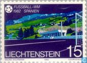 Briefmarken - Liechtenstein - WM
