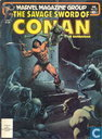 Comic Books - Conan - The Savage Sword of Conan the Barbarian 72