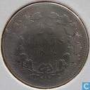 Coins - the Netherlands - Netherlands 25 cent 1892