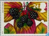 Briefmarken - Großbritannien [GBR] - Die vier Jahreszeiten-Herbst