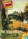 Bandes dessinées - Oorlog - De val in de woestijn