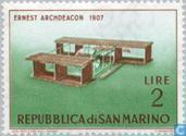 Postage Stamps - San Marino - Aircraft