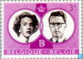 Marriage King Baudouin and Fabiola