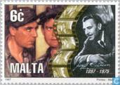 Postage Stamps - Malta - Calleia, Joseph