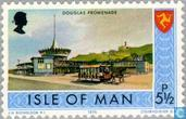 Postage Stamps - Man - Landscapes