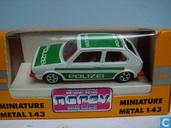 Voitures miniatures - Norev - Volkswagen Golf 'Polizei'