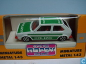 Model cars - Norev - Volkswagen Golf 'Polizei'