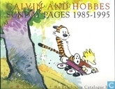 Comic Books - Calvin and Hobbes - Sunday Pages 1985-1995