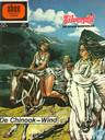 Comics - Levensschetsen - De chinook-wind