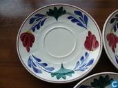 Ceramics - Boerenbont - Boerenbont schotels voor soepkommen
