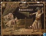 De muis of de gestoorde nachtrust, eene berijmde geschiedenis in twaalf taferelen, voor jong en oud.
