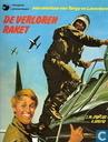 Comic Books - Tanguy en Laverdure - De verloren raket